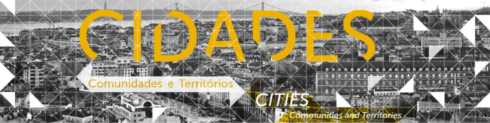 CIDADES, Comunidades e Territórios title image