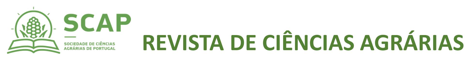Revista de Ciências Agrárias