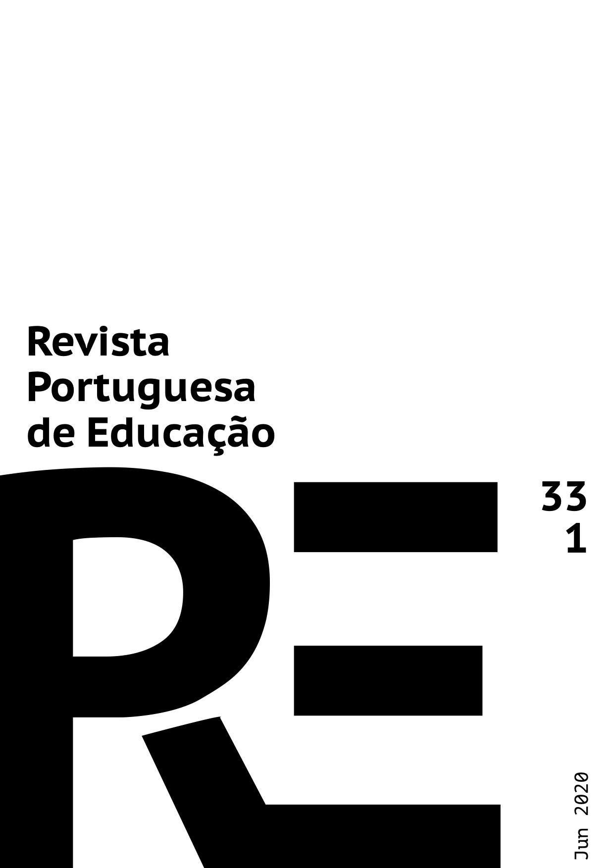 Ver Vol. 33 N.º 1 (2020)