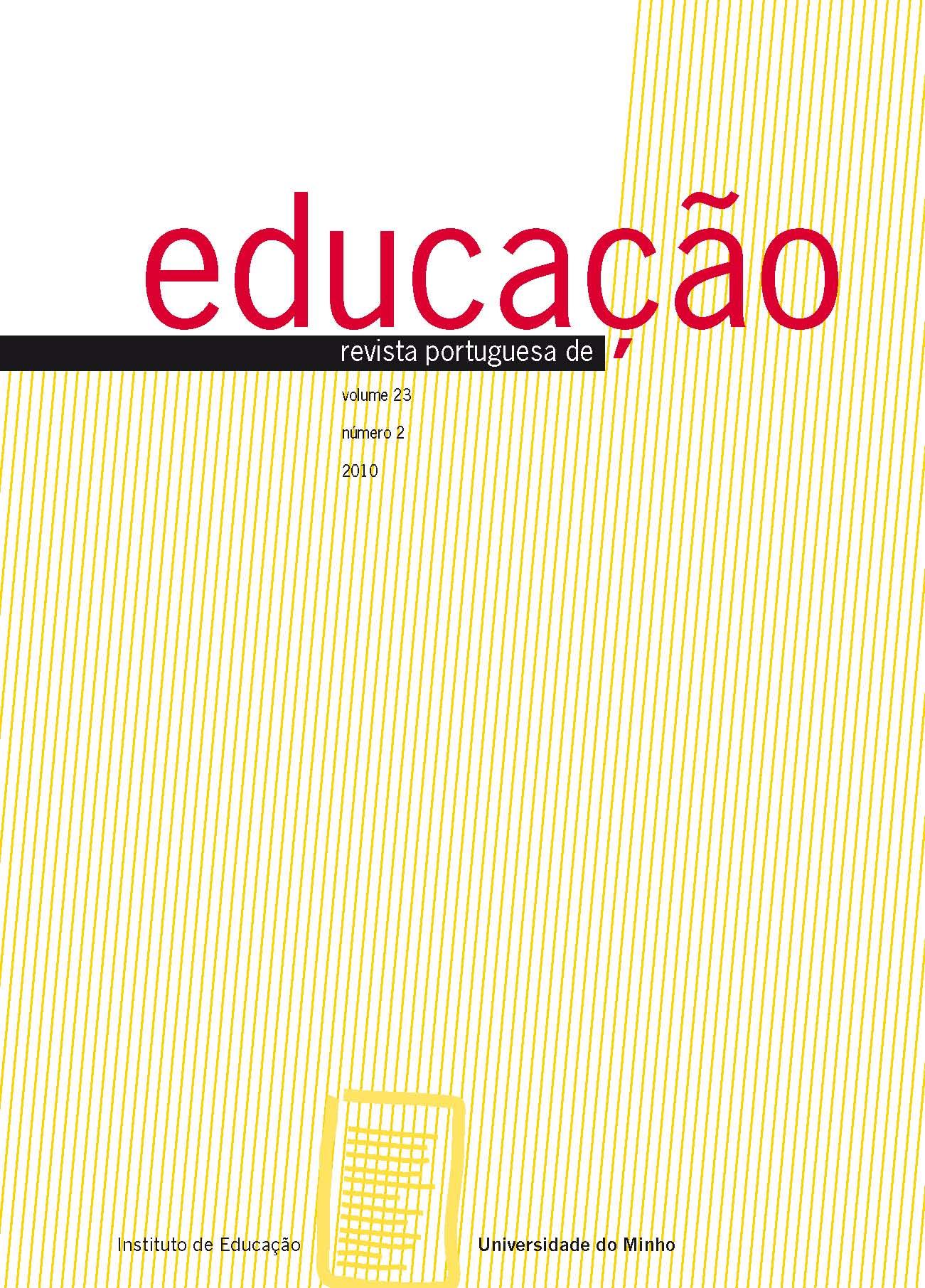 Ver Vol. 23 N.º 2 (2010)