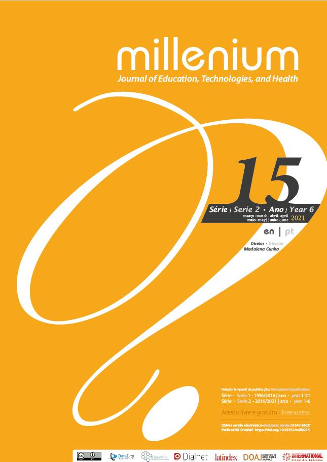 View No. 15 (2021): Serie 2, n.º 15