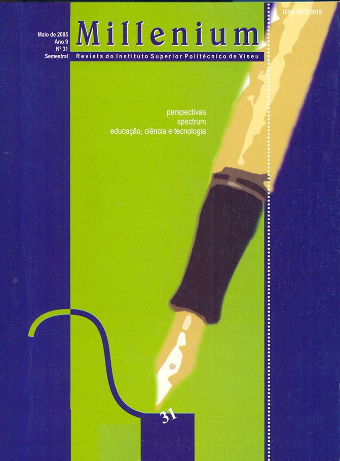 View No. 31 (10): maio de 2005