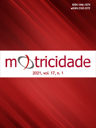 View Vol. 17 No. 1 (2021): Motricidade