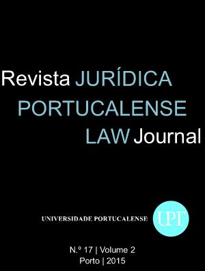 Ver Revista Jurídica n.º 17, Volume 2 (2015)