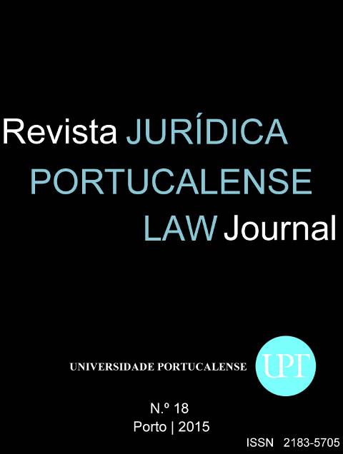 Ver Revista Jurídica n.º 18 (2015)