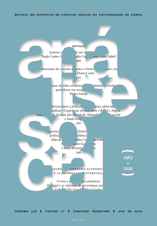 Ver Vol. 55 N.º 236 (2020)