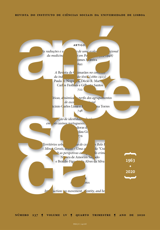 Ver Vol. 55 N.º 237 (2020)